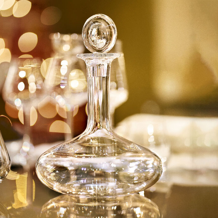 Oenologie Young wine decanter,