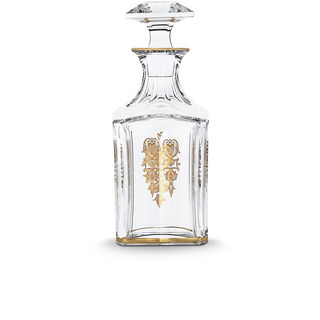 HARCOURT EMPIRE WHISKEY DECANTER,