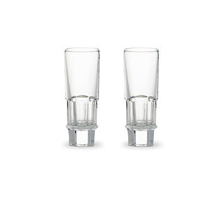 HARCOURT ABYSSE VODKA GLASS,