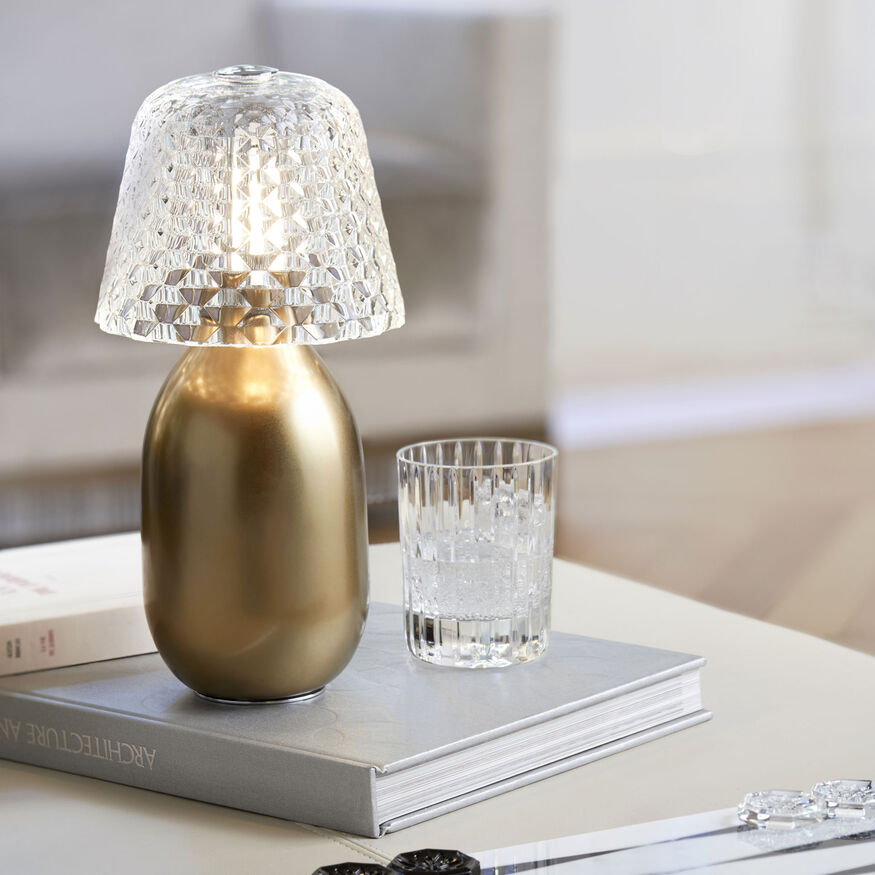 Baby Candy Light Lamp, Gold - 2