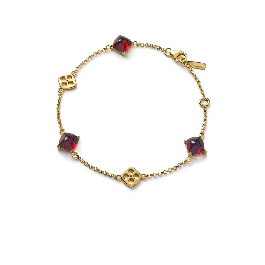 MINI MÉDICIS BRACELETS, Red - 1