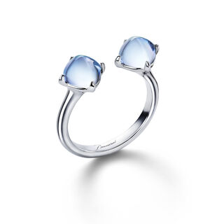 MINI MÉDICIS TOI&MOI RING  Aqua