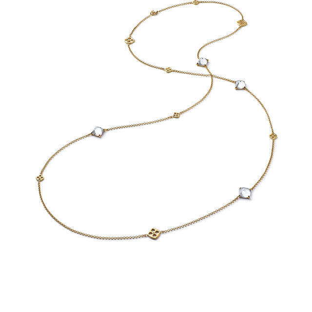 MINI MÉDICIS LONG NECKLACE