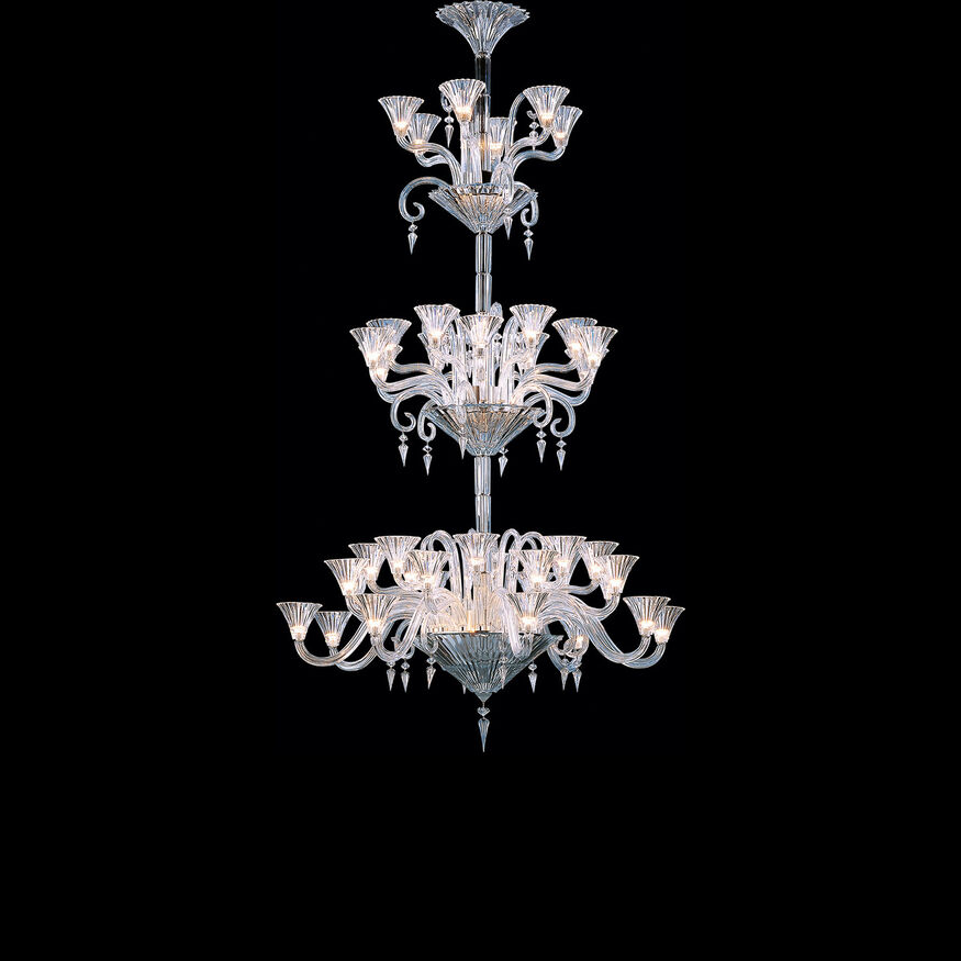 MILLE NUITS CHANDELIER 36 TO 42 LIGHTS