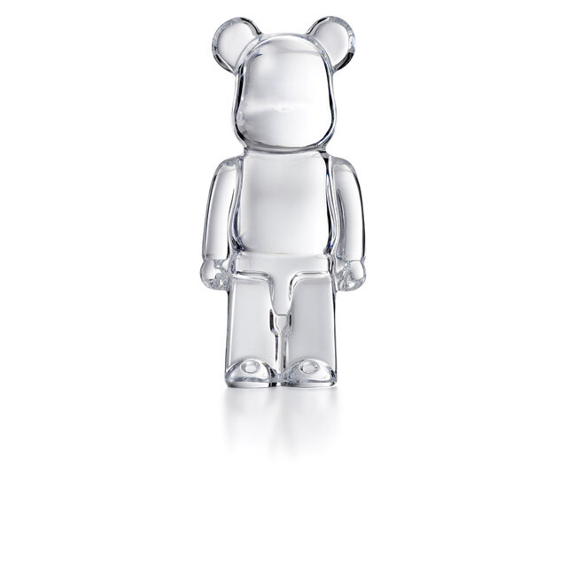 BACCARAT BE@RBRICK, Clear