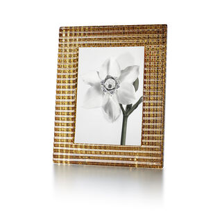 EYE PHOTO FRAME  Gold Image
