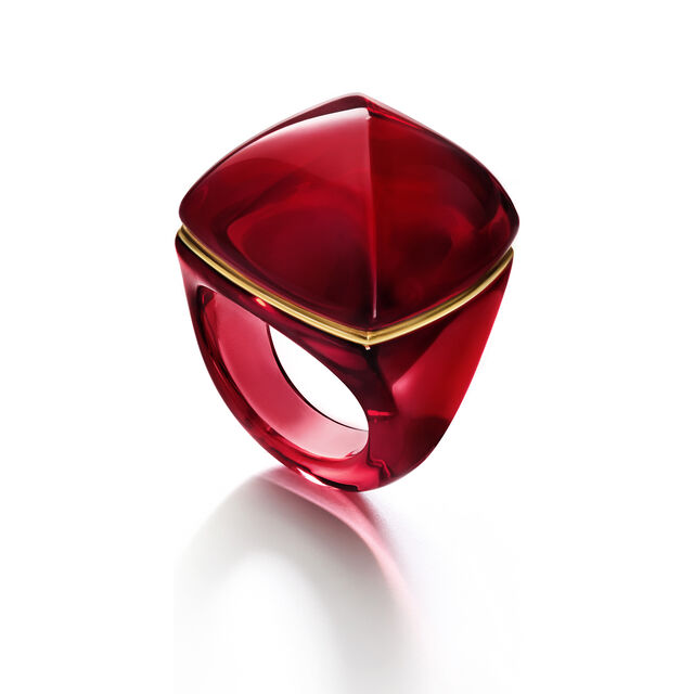 LA BAGUE POP, Red