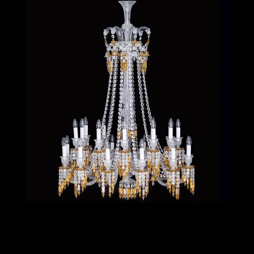 ZÉNITH CHANDELIER CHARLESTON,
