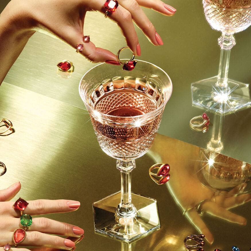 """WINE THERAPY"" SET,  - 4"