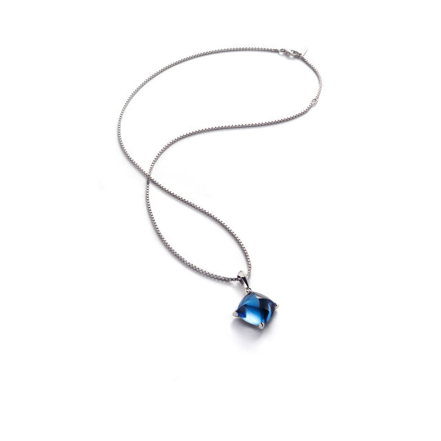 MÉDICIS NECKLACE, Riviera blue