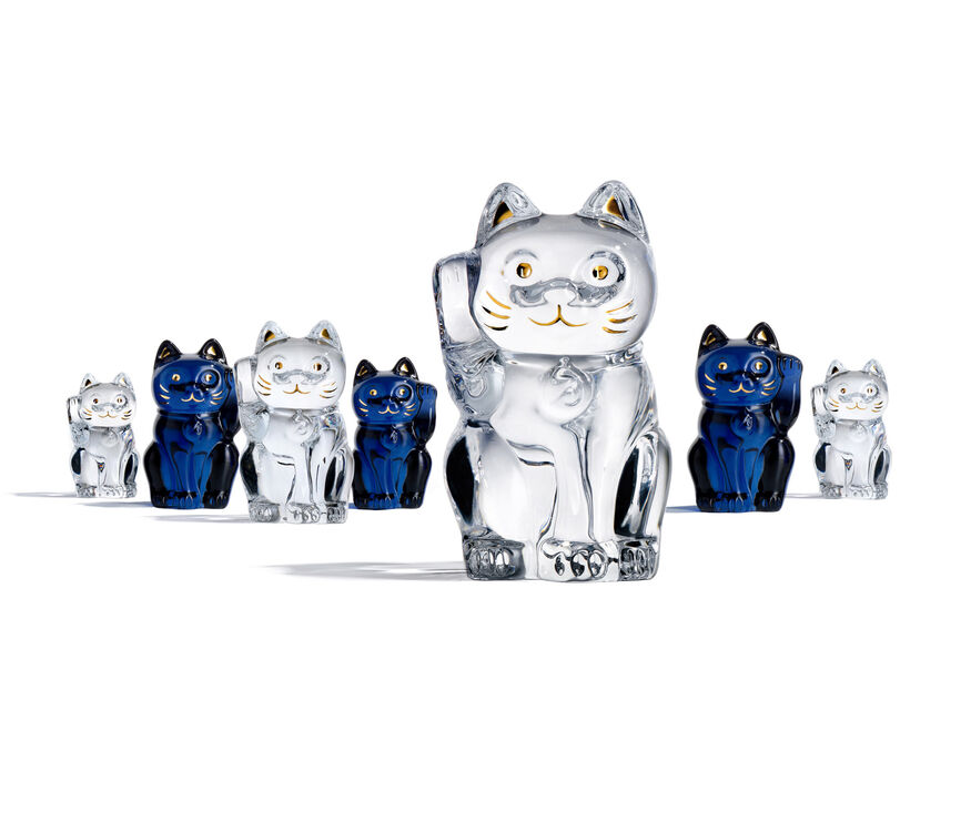 CAT MANEKI NEKO, Clear - 5