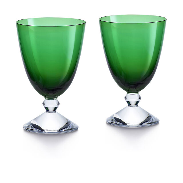 VÉGA GLASS, Green