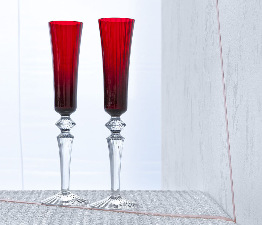 MILLE NUITS FLUTISSIMO  Red - 3