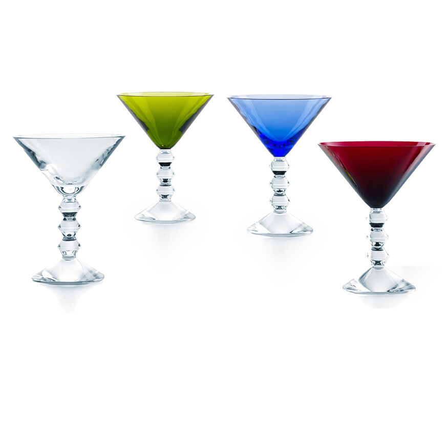 VÉGA MARTINI GLASS,  - 1