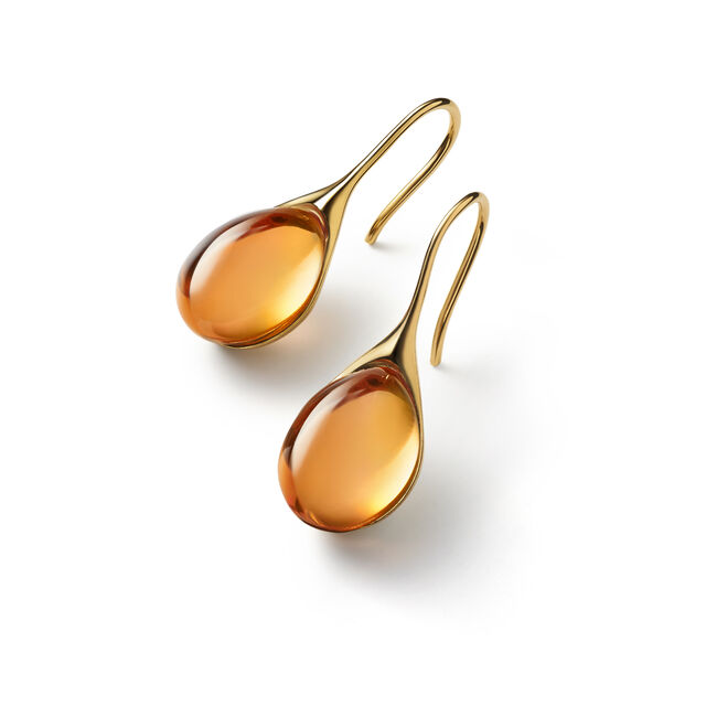 GALÉA EARRINGS, Honey