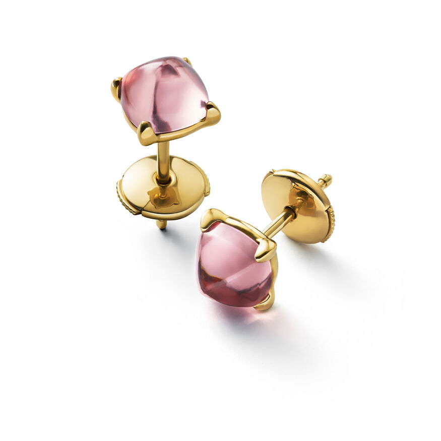 MINI MÉDICIS EARRINGS, Pink