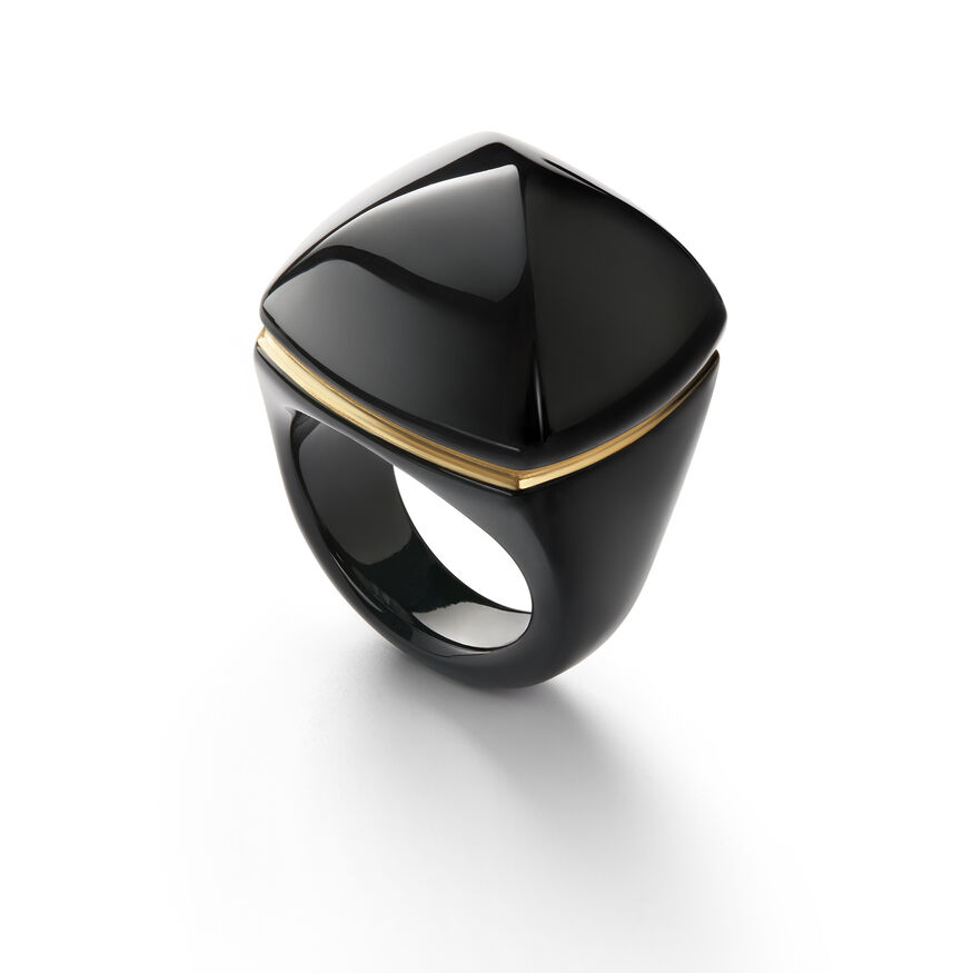 LA BAGUE POP  Black