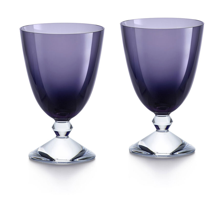 VÉGA GLASS, Purple