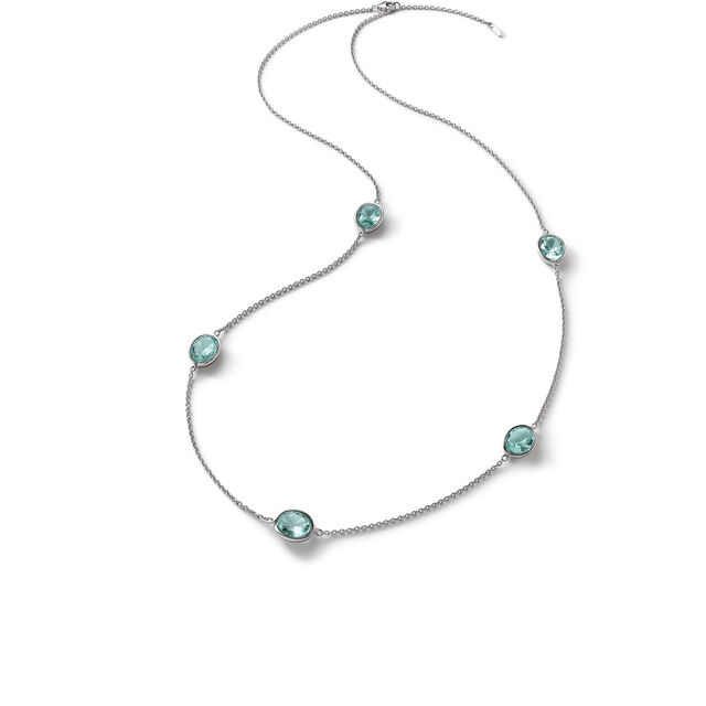 CROISÉ LONG NECKLACE