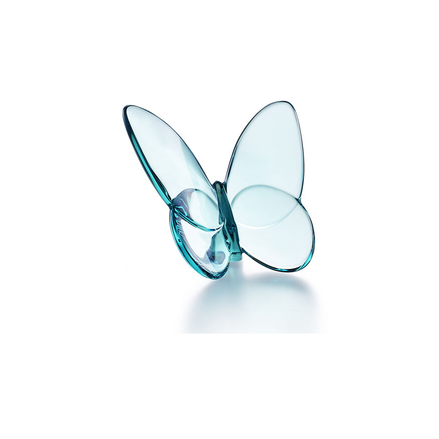 PAPILLON LUCKY BUTTERFLY  TURQUOISE