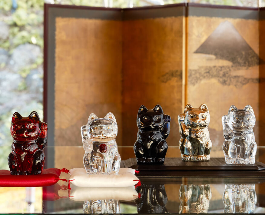 CAT MANEKI NEKO, Clear - 2