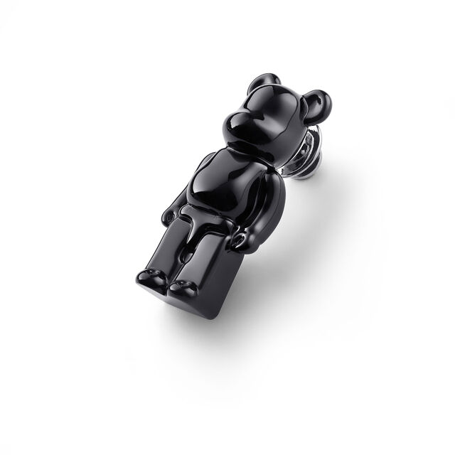 BACCARAT BE@RBRICK PINS, Black
