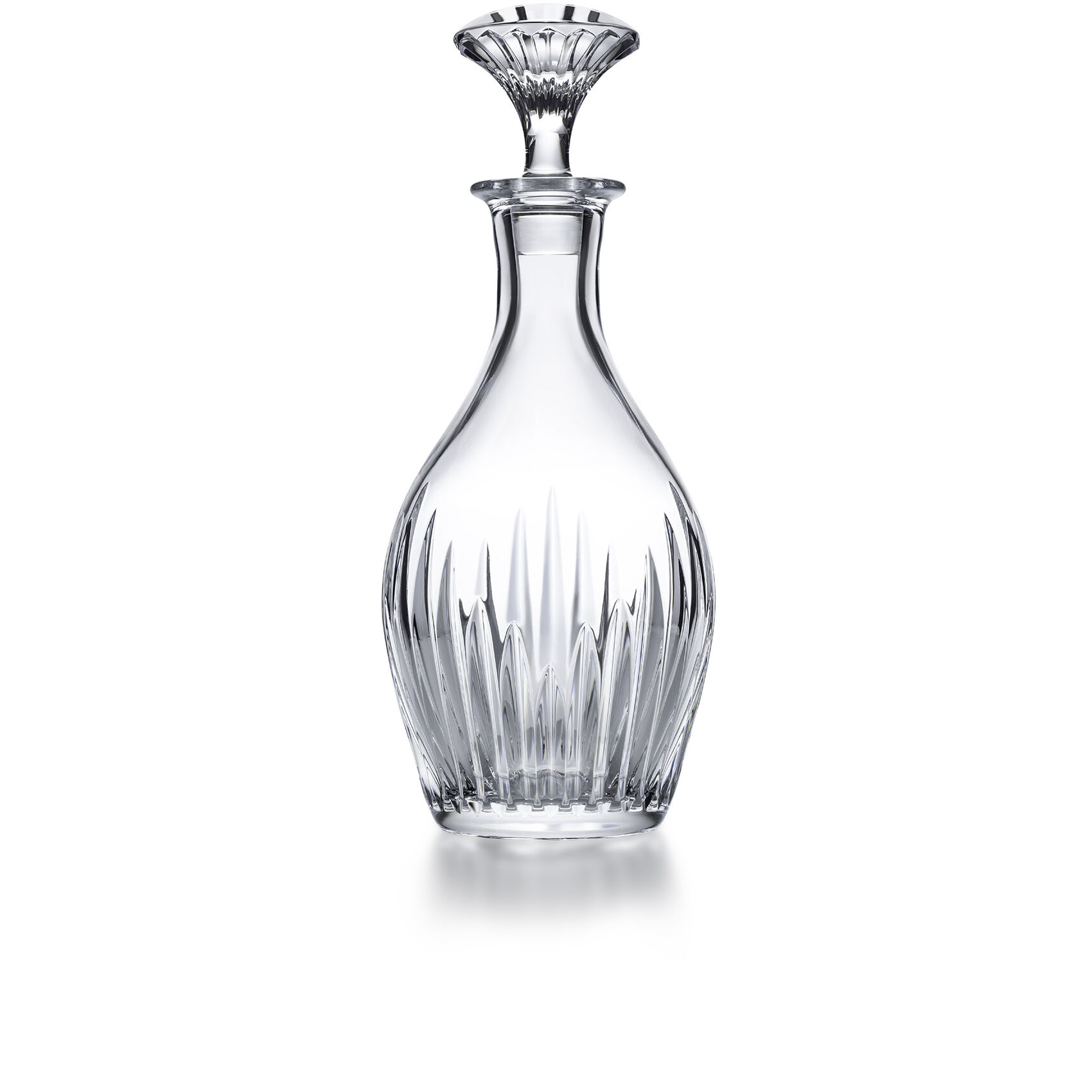 Mass 233 Na Whiskey Decanter Baccarat
