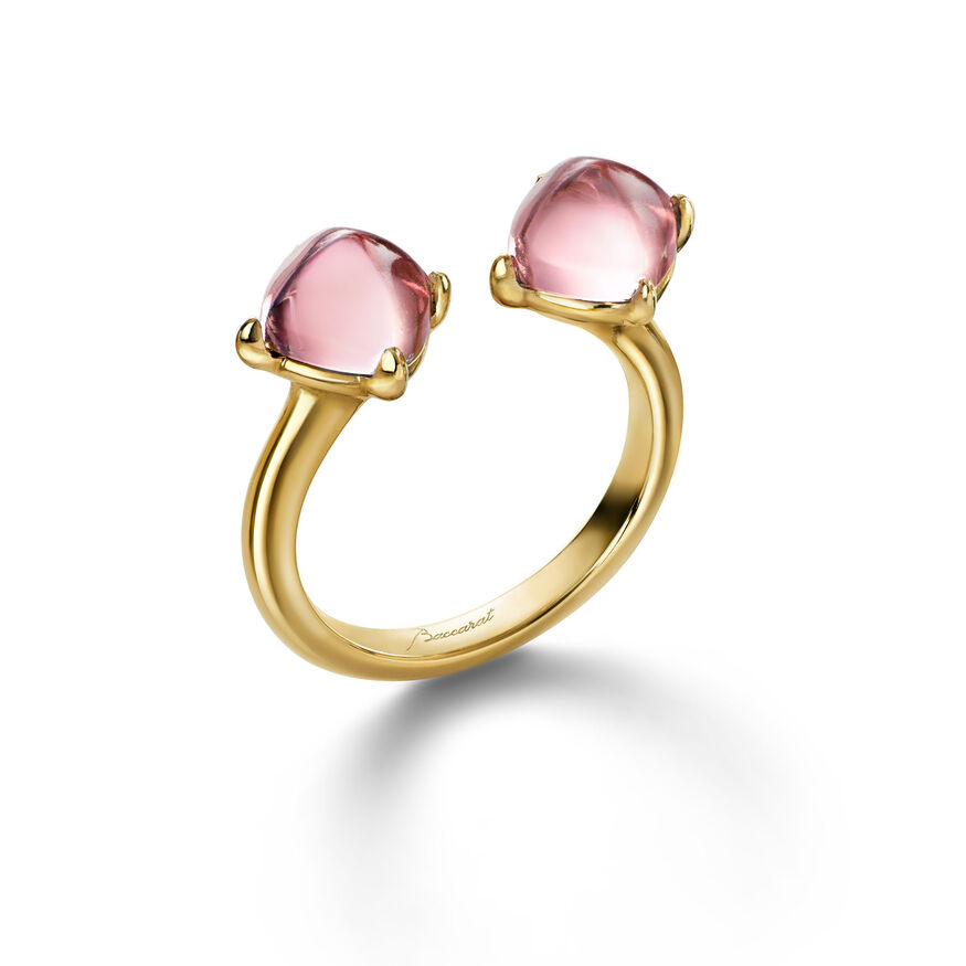 MINI MÉDICIS TOI&MOI RING, Pink - 1