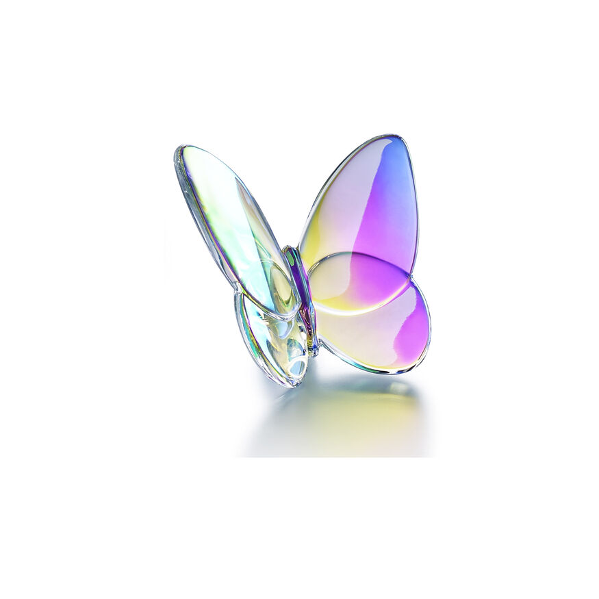 PAPILLON LUCKY BUTTERFLY, Iridescent clear - 1