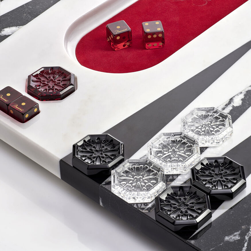 BACKGAMMON GAME BY MARCEL WANDERS STUDIO,  - 3