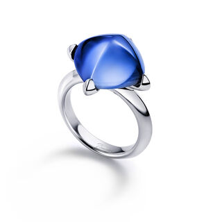 MÉDICIS RING  Riviera blue