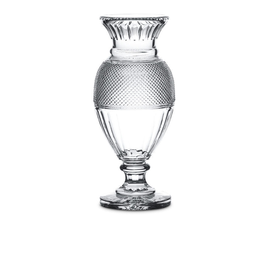 DIAMANT BALUSTER VASE,  - 1