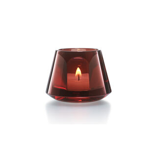 HARCOURT BABY OUR FIRE VOTIVE  Red