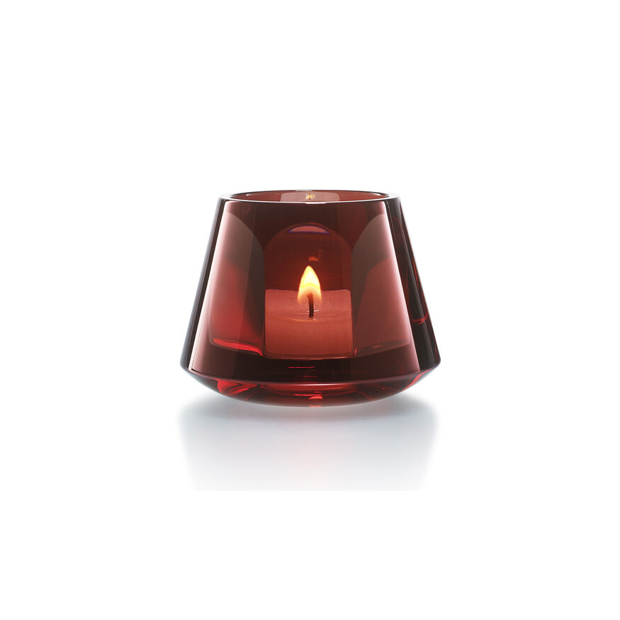 HARCOURT BABY OUR FIRE VOTIVE  Red Image