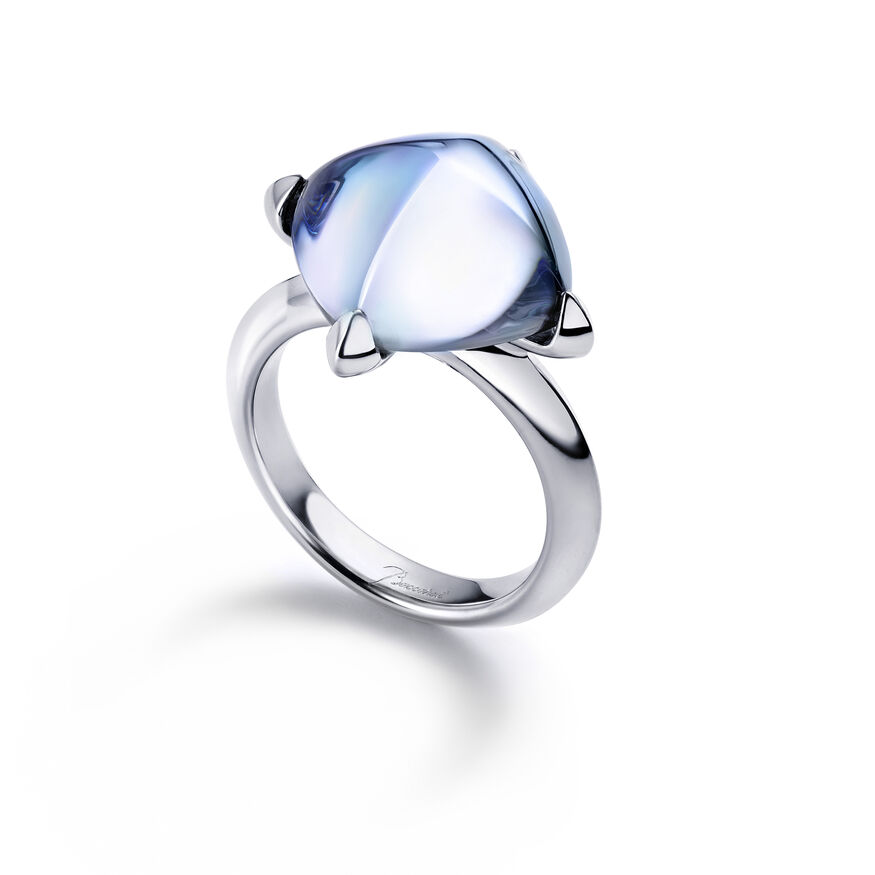 MÉDICIS RING, Aqua mirror