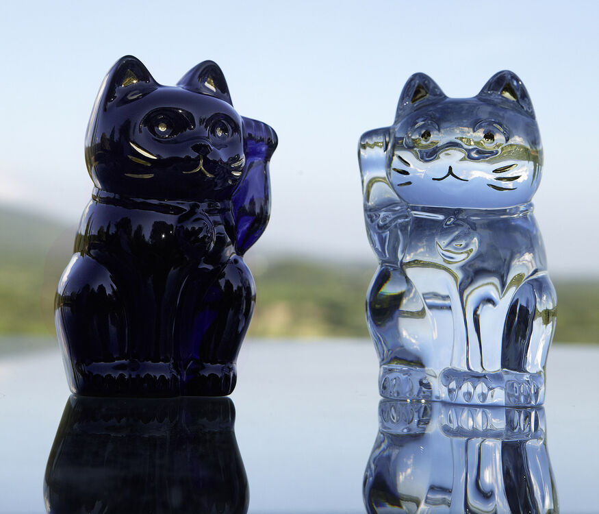 CAT MANEKI NEKO, Clear - 3