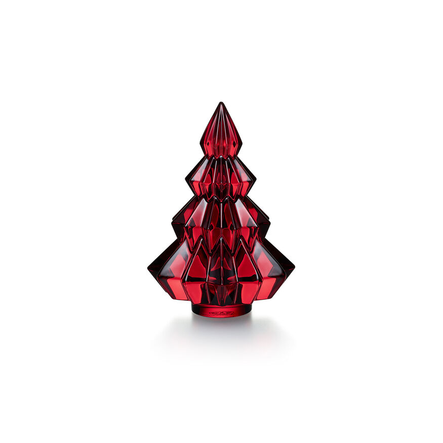 CHRISTMAS TREE ASPEN FIR, Red