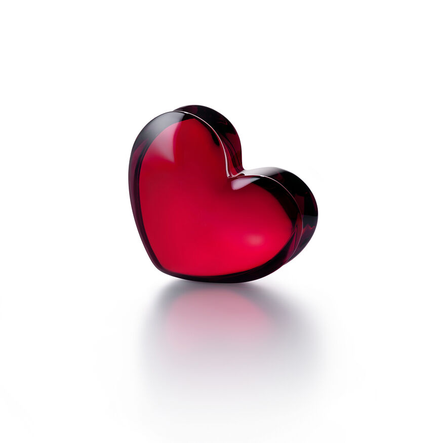 ZINZIN HEART, Red - 1