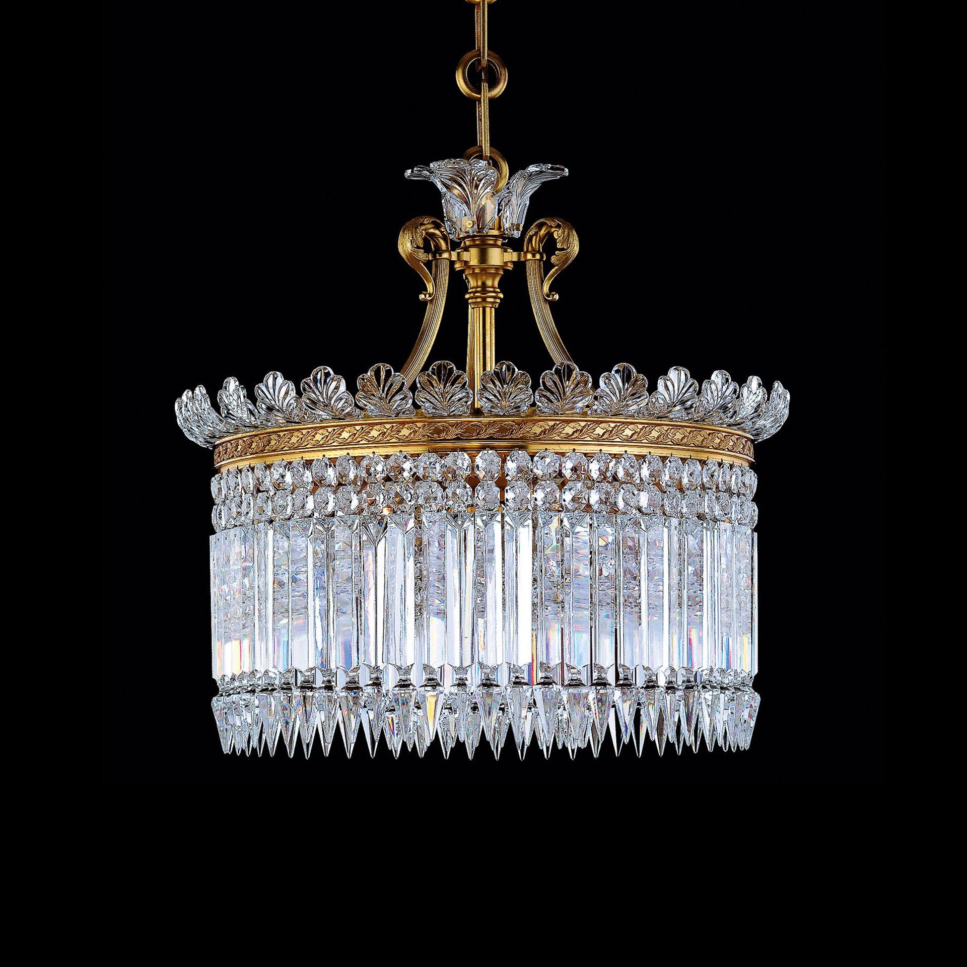 crinoline chandelier baccarat. Black Bedroom Furniture Sets. Home Design Ideas